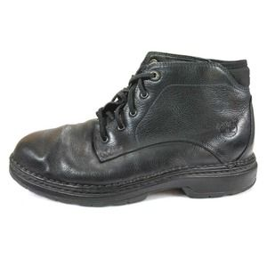 Timberland Men's Shoes Ankle Boots Sz 10 M Black
